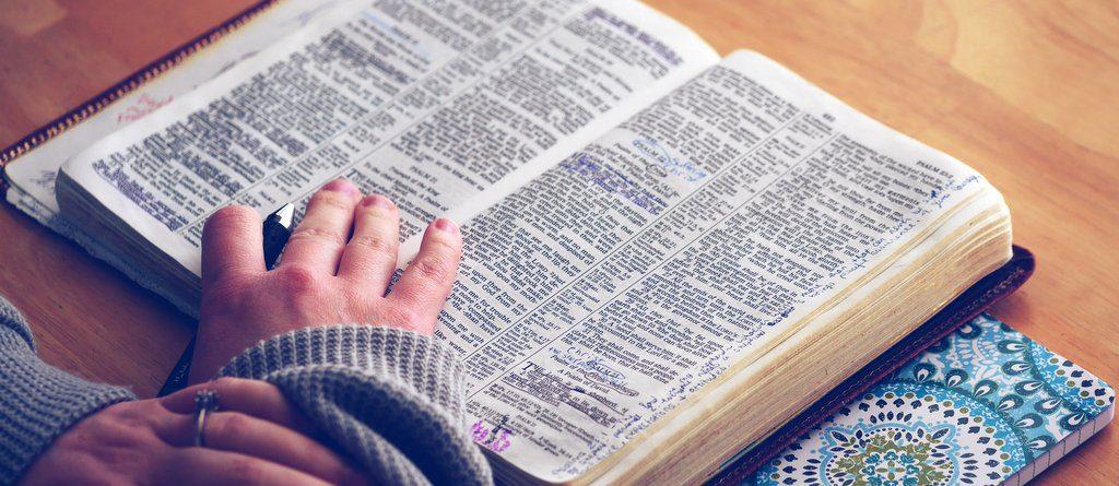Pismo Święte to księga twojej tęsknoty